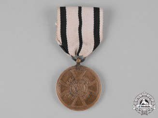 Prussia, Kingdom. A Hohenzollern Medal for Fighters of 1848/1849