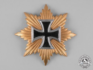 Germany, Imperial. A Star to the Grand Cross of the Iron Cross, Museum Example