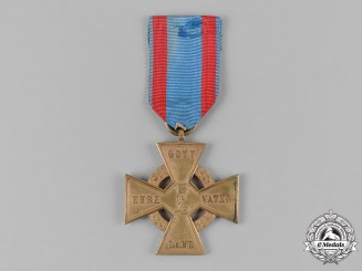 Hesse, Grand Duchy. A Military Merit Cross 1870/71