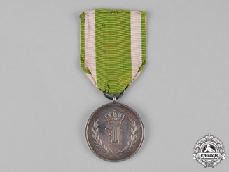 Anhalt, Duchy. A Medal for 50 Years of Faithful Service, c.1900