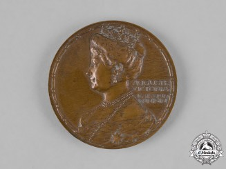 Germany, Imperial. A Kaiserin Auguste Victoria Faithful Service Medal
