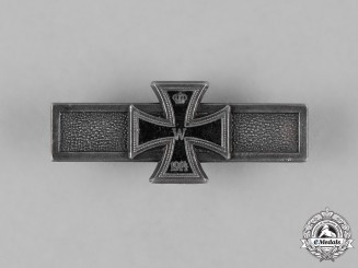 Germany, Imperial. A 1914 Clasp to the 1870 Iron Cross, Museum Specimen