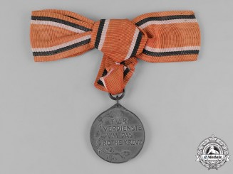 Germany, Imperial. A German Red Cross (DRK) Decoration, III Class