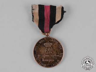 Prussia, Kingdom. A War Medal for Combatants of 1813-1814
