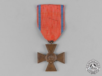 Württemberg, Kingdom. A Long Service Cross, I Class, for 15 Years