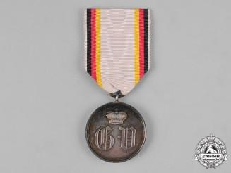 Waldeck, Principality. A Military Merit Medal, Silver Grade, c.1915