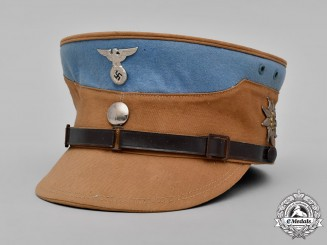 Germany, SA. A SA-Group Hochland EM/NCO Kepi