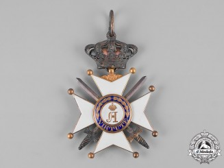 Germany, Nassau. A Merit Order of Adolph of Nassau, I Class Grand Cross with Swords, c.1914
