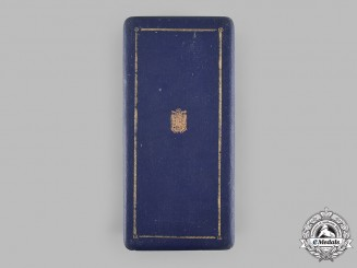 Spain, Francoist Period. A Grand Cross Case, by CEJALVO