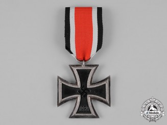 Germany, Wehrmacht. A 1939 Iron Cross II Class by Ernst L. Müller