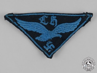 Germany, HJ. A Flak Helper's Tunic Breast Insignia