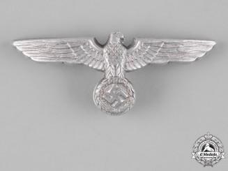 Germany, Wehrmacht. A Visor Cap Eagle Insignia