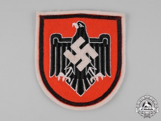 Germany, NSRL. A NSRL Sports Shirt Insignia