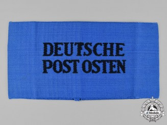 Germany, Third Reich. An Eastern Territories Postal Service Armband