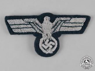 Germany, Heer. An Officer's Visor Cap Eagle