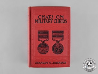 United Kingdom. Chats on Military Curios, by Stanley C. Johnson, c. 1915