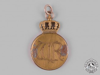 Prussia, Kingdom. A Crown Order Medal, c.1890