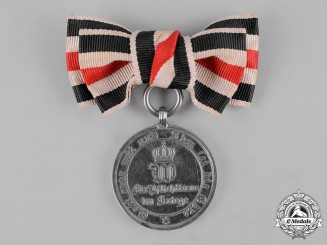 Germany, Imperial. A War Medal for Non-Combatants 1870/71