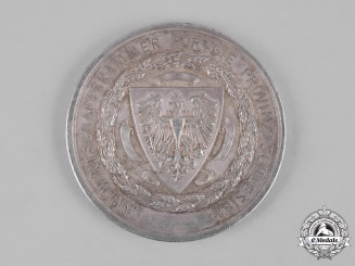 Germany, Imperial. A Silesian Agricultural Association Merit Medal