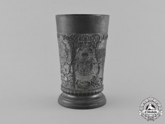Baden, Grand Duchy. A Grand Duke Friedrich Goblet, by F & M, N.
