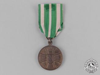 Saxe-Altenburg, Duchy. A Bravery Medal, Bronze Grade