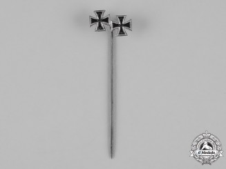 Germany, Imperial. A 1914 Iron Cross Stick Pin