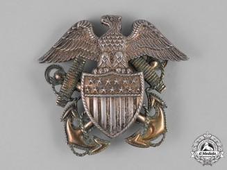 United States. A United States Navy Badge, by Viking