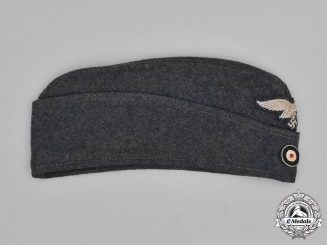 Germany, Luftwaffe. An EM/NCO Overseas Cap