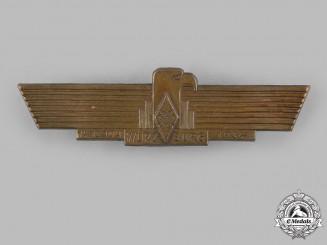 Germany, HJ. A 1934 HJ Würzburg Meeting Badge