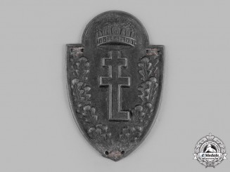 Hungary, Kingdom. A Levente Youth Badge, c.1940