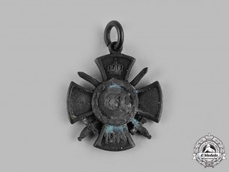 Germany, Wurttemberg. A Wilhelms Cross for Merit in War 1915-1918, Miniature