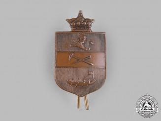 Canada. A Rare Boer War Lord Stathcona's Horse Cap Badge