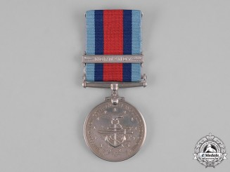 United Kingdom. A Normandy Campaign Medal, Numbered