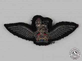 United Kingdom. An Army Air Corps (AAC) Dress Service Badge, c.1942