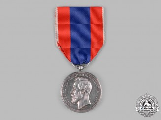 Schaumburg-Lippe, Principality. A Merit Medal, Silver Grade, c.1890