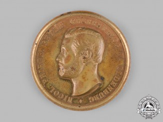 Oldenburg, Grand Duchy. A Medal for Art and Science