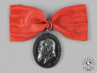 Bavaria, Kingdom. A Prince Regent Luitpold Medal, Silver Grade, c.1910
