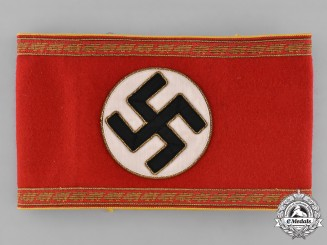 Germany, NSDAP. A Reichs-Level Leiter Armband