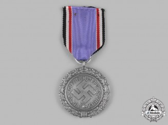 Germany, RLB. A Reich Air Protection League (RLB) II Class Medal