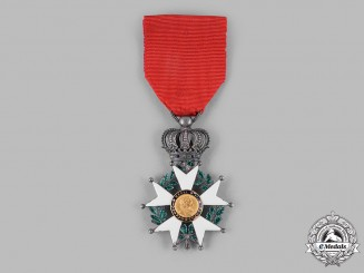 France, July Monarchy. A Legion of Honour, V Class Knight, c.1840