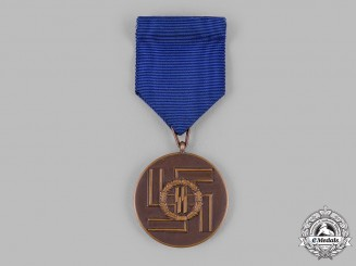 Germany, SS. A Long Service Award, III Class, for 8 Years