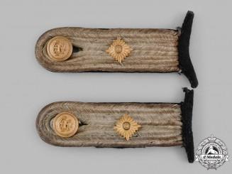 Germany, Kriegsmarine. A Set of Oberleutnant Shoulder Boards