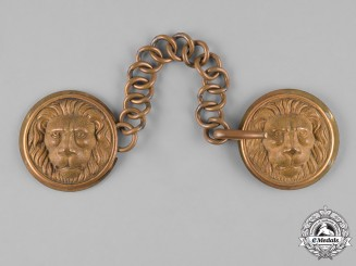 Germany, Kriegsmarine. A Set of Cape Clasps