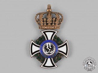 Prussia, Kingdom. An Order of Hohenzollern, Cross of the Grand Commander (Collectors Copy)
