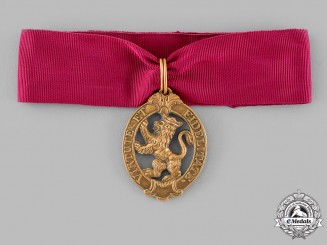 Hesse-Kassel, Landgraviate. An Order of the Lion, Grand Cross Badge, Exhibition Example