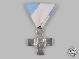 Bavaria, Kingdom. A 62nd Infantry Regiment 50th Anniversary Cross for Parliamentarians, c.1918