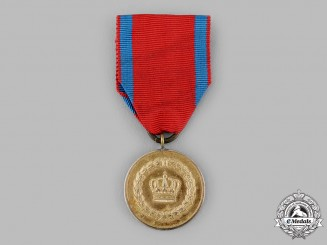 Württemberg, Kingdom. A 12-Year Long Service Medal