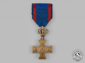 Oldenburg, Grand Duchy. A House and Merit Order Honour Cross, I Class