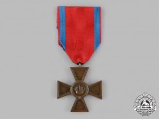 Württemberg, Kingdom. A 15-Year Long Service Cross