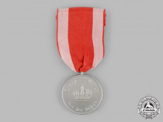 Hesse, Grand Duchy. A 9-Year Long Service Medal